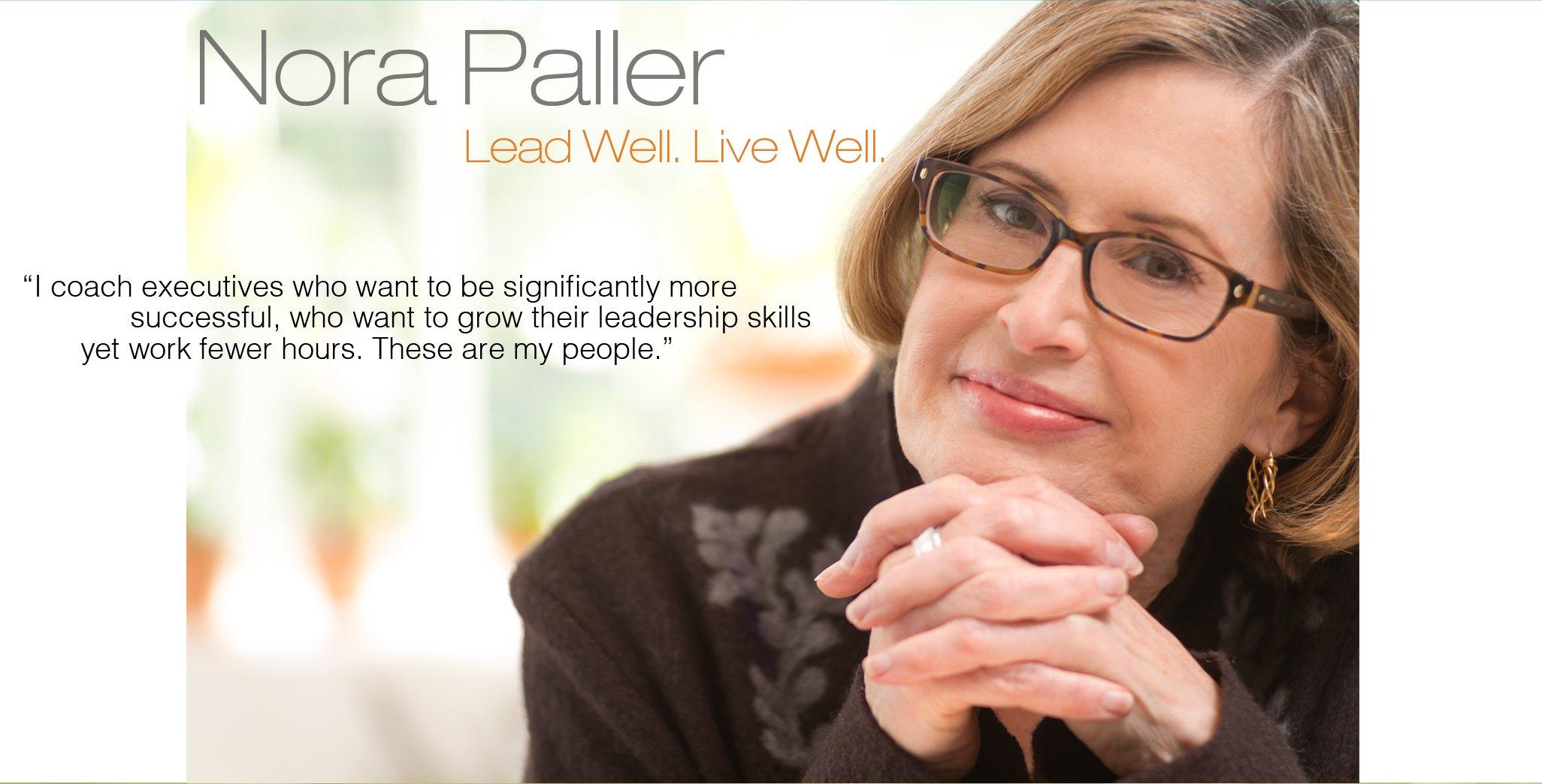 Home Nora Paller